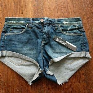 Blank NYC fresh to death cut off shorts!